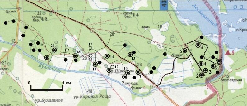Карта соответствует